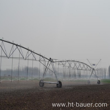 Hot Dip Galvanization Linear Pivot Irrigation For Sale