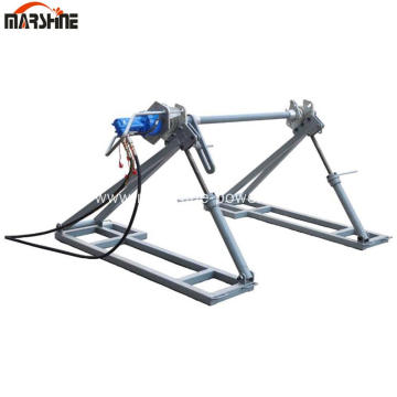 YFXJ Type Hydraulic Conductor Reel Stand