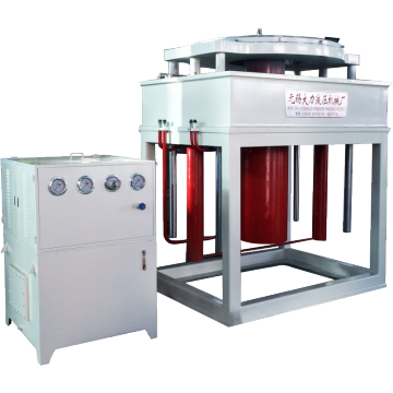 100T Motor Stator Core Cleating Machine
