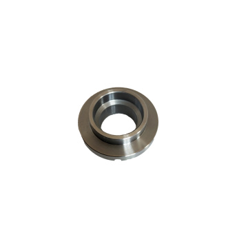 CNC Machined Steel Flange Ring