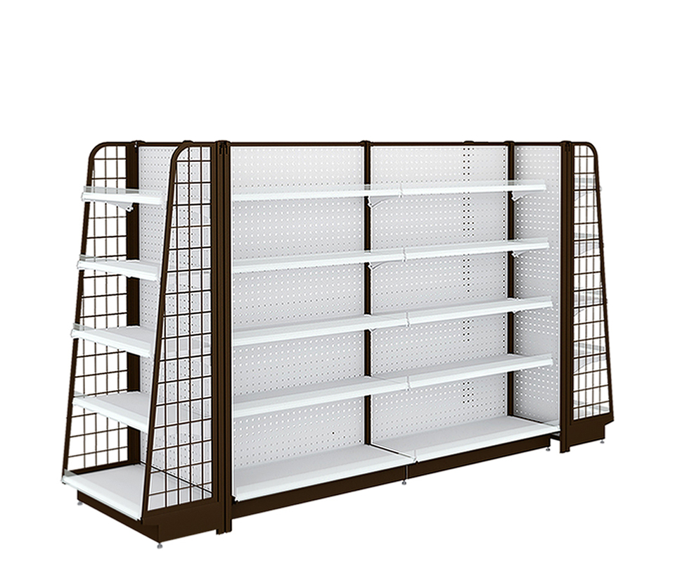 Convenience Store Display Shelving