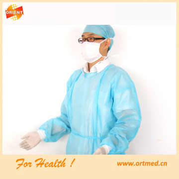 Surgical gown costume drapes for hospital
