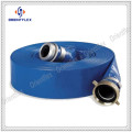 Professional various sizes flexible lay flat hose