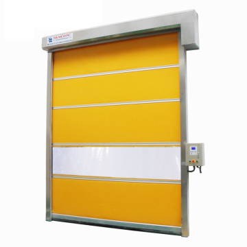 Widely Applied Auto Zipper Fast Roller Shutter