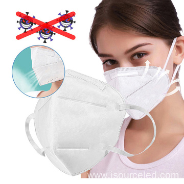 Best Non-Woven Fabric 3-Ply Kn95 Mask