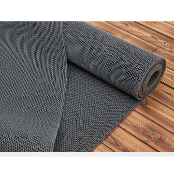 Plastic S waterproof snake hollow mat