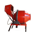Best price sale feeding home drum concrete mixer
