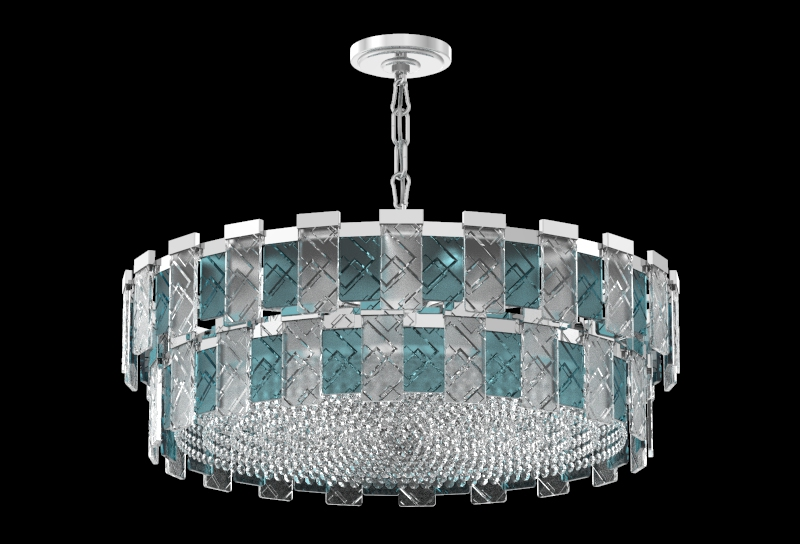 Crystal Chandelier Definition