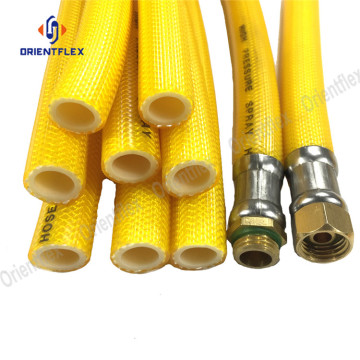 Bending UV resistant farm power spray hose korea