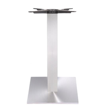 stainless steel 201 table base for glass coffee table