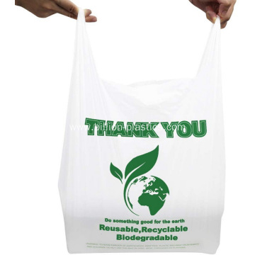 Grocery Printed Custom Plastic Packaging Shopping Bags