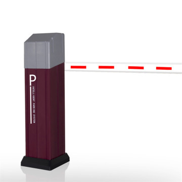 4m Fast Speed Parking Lot Boom Barrier Gate