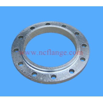 Hot dip galvanizing Flanges
