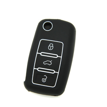 Amazon line design VW car key cover