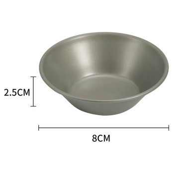 Mini Round Nonstick Tart Pan