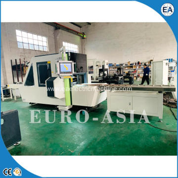 Free Installation Busbar Punching and Shearing machine