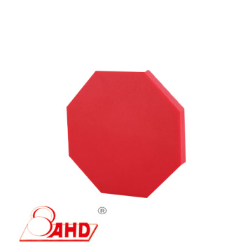 Red Textured HDPE Plastic / Polyethylene PE Sheet