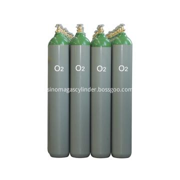Cylinder for medical Oxygen