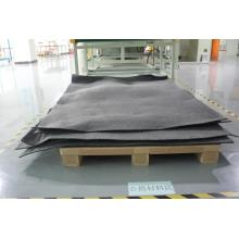 Black Insulating Thin Fabric