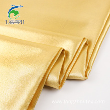 100D Spandex Satin Foiling Fabric