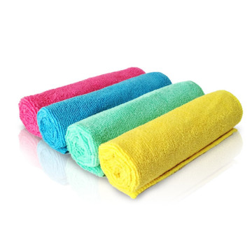 microfibre absorbent car drying towel for car