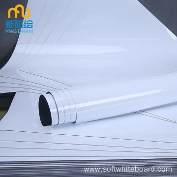 Cheap Small Portable Magnetic Whiteboard Roll Up