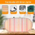 90W Indoor Plants LED Grow Lights