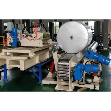 Automatic Radial Reel Wrapper