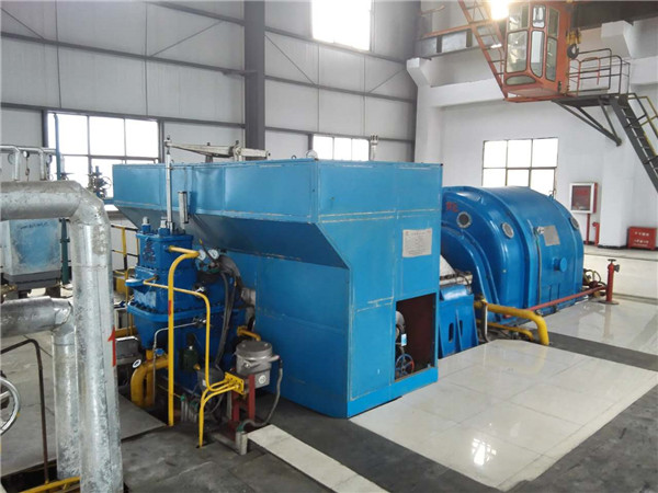 15MW Heat and power cogeneration
