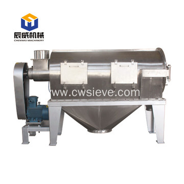 High efficiency centrifugal sifter for flour
