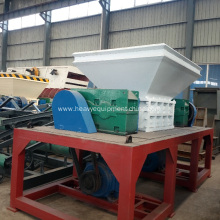 PP PE PVC Woven Bags Shredder Crusher Machine