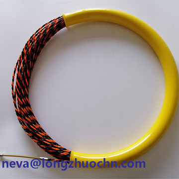30m Long Fish Tape Wire Puller 6mm Electrician Cable Wire Puller