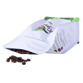250g Compostable Biodegradable PLA Kraft Paper Coffee Bag