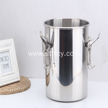 304 Deepen The Barrel Stainless Steel Stock Pot