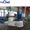 YULONG XGJ560 Keruing ring die pellet mill