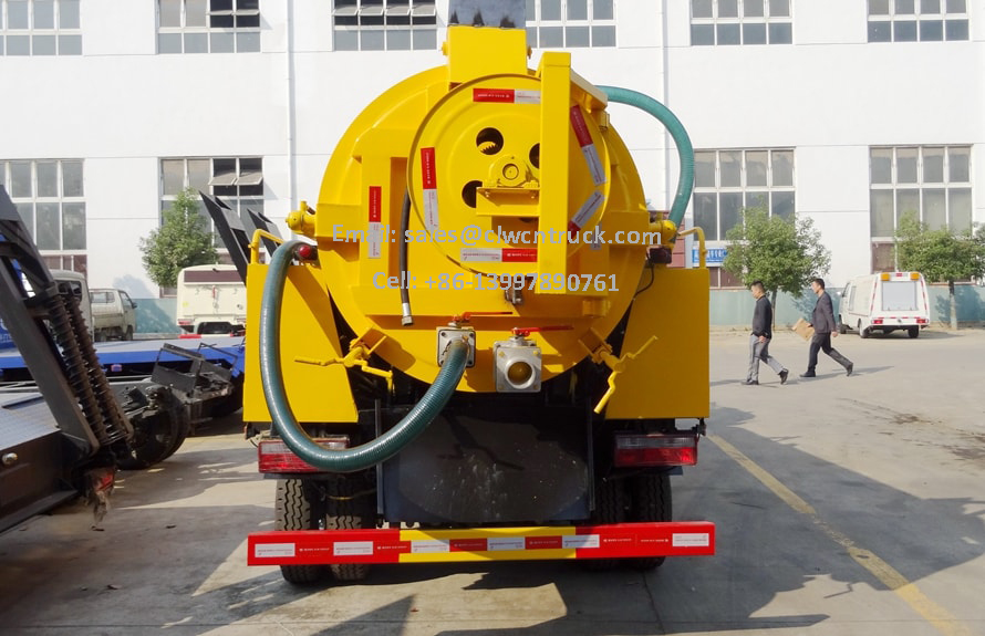 Waste Pump Truck Price