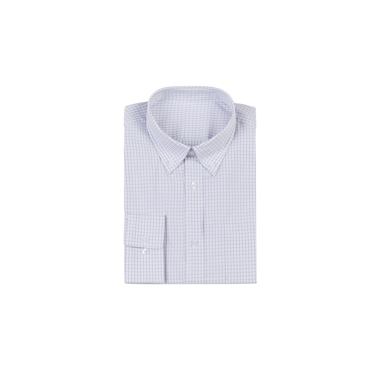 Hot sale Men's Yarn Dyed Check Shirt