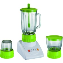 Countertop kitchen glass jar stand food chopper blender