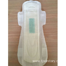 Negative Ion sanitary towel