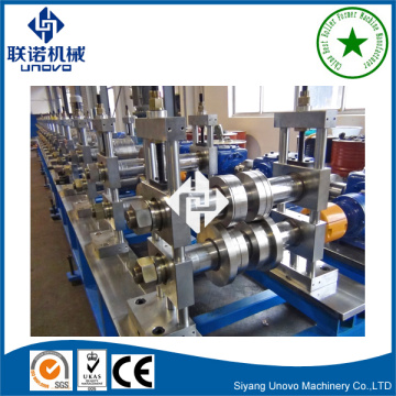 Stainless steel strut channel unistrut roll forming machine