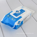 Customized Private Label Antibacterial Wet Wipes