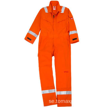 Durable och Washable Fr Fire Retardant Coverall