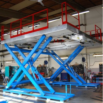 Elevated work platforms Hydraulic