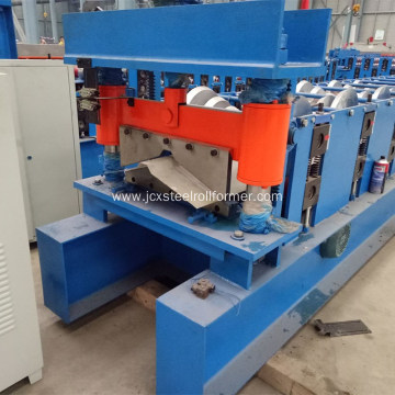 Roof flashing ridge capping roll forming machine