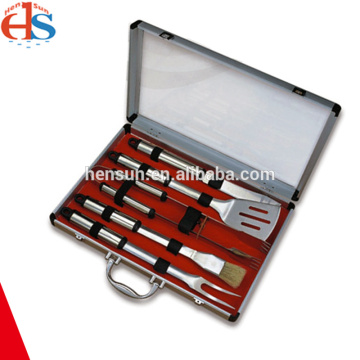 Durable Gift box 5pcs Barbecue Tools Set