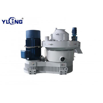 Yulong turnkey pelet mill machine
