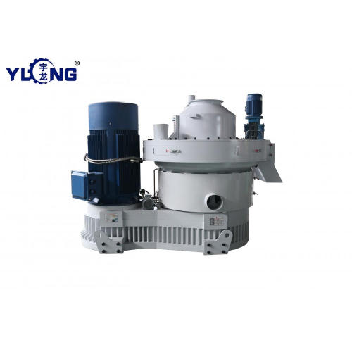 Yulong pellet press machine coal
