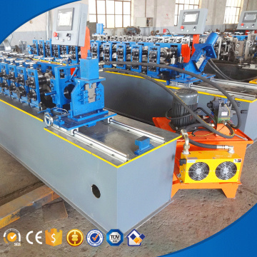 steel sheet welding light gauge forming machine