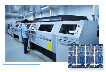 Advanced HDI PCB Fabrication Line