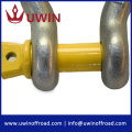 3/4'' 4.75 tons steel bow ring shackle
